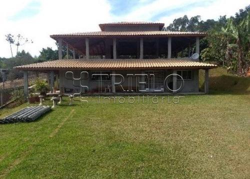 Imagem 1 de 9 de Venda-chacara-2.000m²-03 Dorms - Area Gourmet-pomar-santa Isabel - V-2372