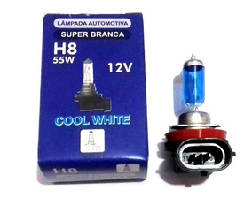 Lampada Super Branca H8