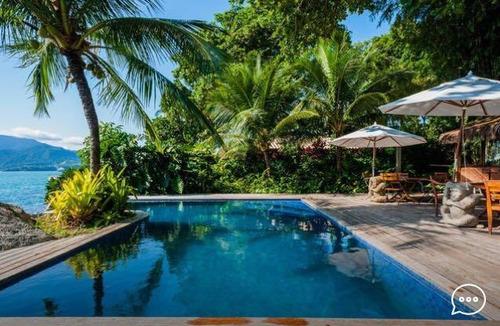 Casa Em Ilhabela Na Costeira A Venda - 9667