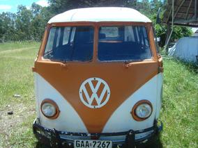 Volkswagen Combi Para Truck Food O Motorhome
