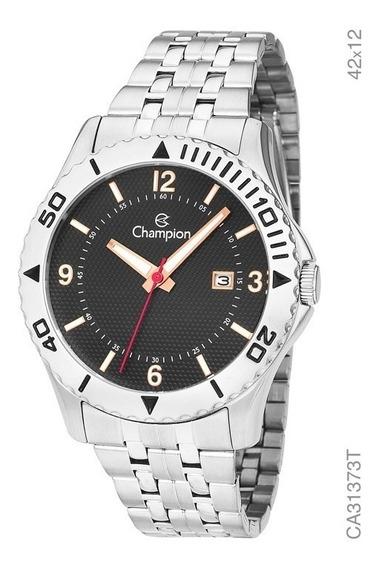 Relógio Masculino Champion Ca31373t Prata