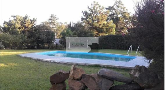 Venta Solar C/piscina A 4 De Playa!! Inmobiliaria Atlantida!
