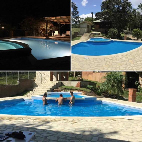 Vendo Y Rento Villa De 24 Tareas De Terrenos Amueblada