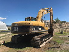 Excavadora Cat 320c 2007