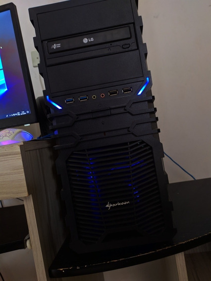 Computador Gamer I5 4460+ 8gb Ram 1600mhz+hd 1 Tera