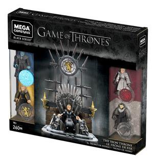 Mega Construx Game Of Thrones, Trono De Hierro