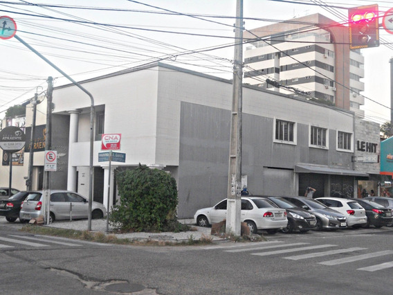 Sala Com Banheiro Na Aldeota - Rua Leonardo Mota