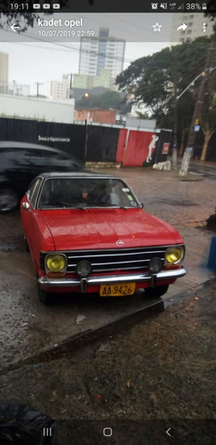 Opel Kadett Olympia