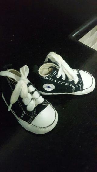 Zapatos Converse Para Bebé Talla 2. 11 Cm