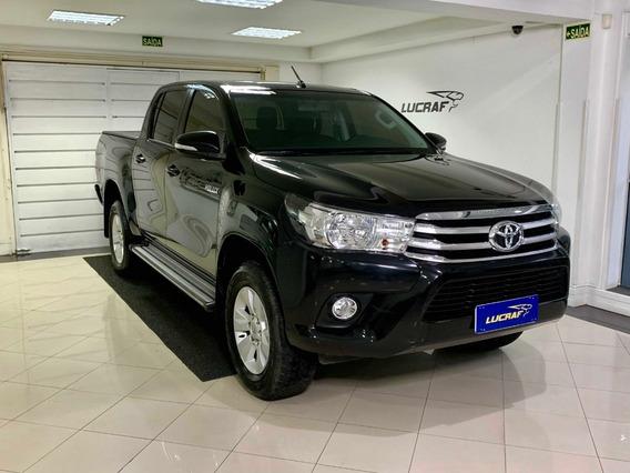 Toyota Hilux Sr 2.8 Diesel 4x4 Aut. 2017