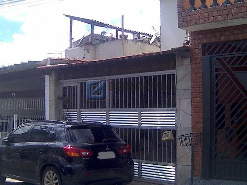 Venda Sobrado Sao Bernardo Do Campo Vila Rosa Ref: 58633 - 1033-1-58633