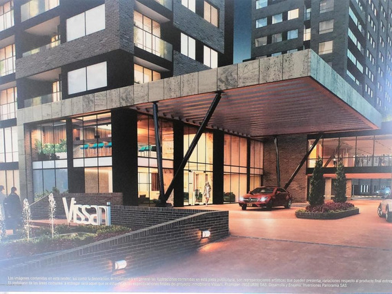 Apartamento A Estrenar En Venta Visanni, Bogotá