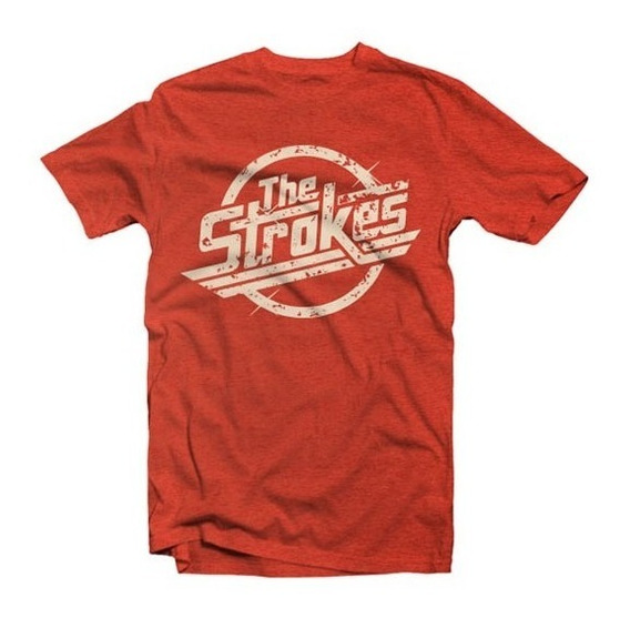 Playeras The Strokes - 9 Modelos Disponibles