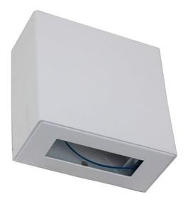 Arandela Led 5w Externa Alumínio 2 Foco Ar7 +lampada Inclusa