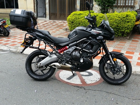 Versys 650 Negra 2014
