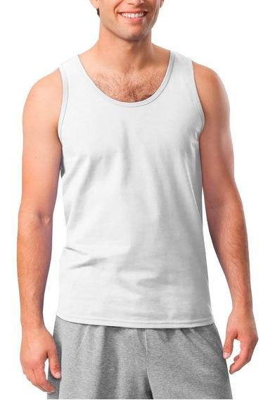 Musculosa Deportiva De Hombre En Modal Premium Para Sublimar