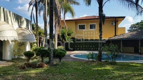 Imagem 1 de 17 de Casa Para Aluguel Em Jardim Das Paineiras - Ca087963