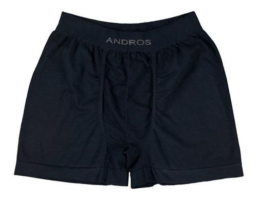 Pack X3 Andros Boxer ALG. Seamless Hombre Art 5015 S Al Xxl