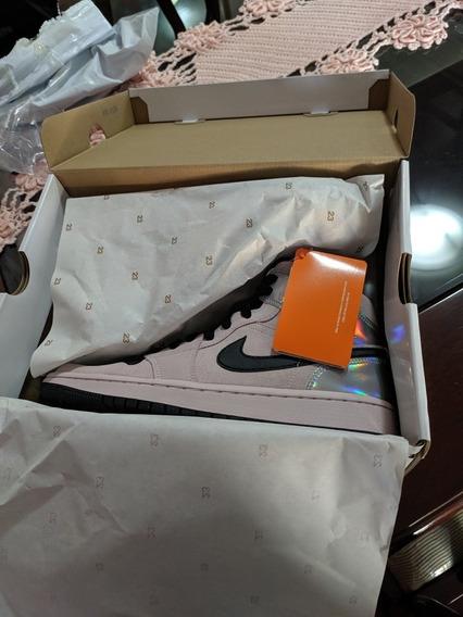 Nike Air Jordan 1 Mid Iridescente Tamanho 40br