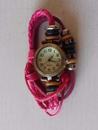 Reloj Pulsera Vintage Mujer