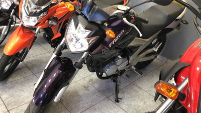Yamaha Fazer 250 C/14.000 Kms