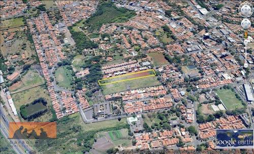 Imagem 1 de 3 de Área À Venda, 8312 M² Por R$ 8.300.000,00 - Barão Geraldo - Campinas/sp - Ar0004