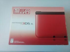 Nintendo 3ds Xl Seminovo Desbloqueado + 5 Jogos Físicos