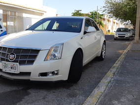Cadillac Cts B Premium Piel At