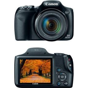 Câmera Fotografica Semi Profissional Canon Sx530 Hs