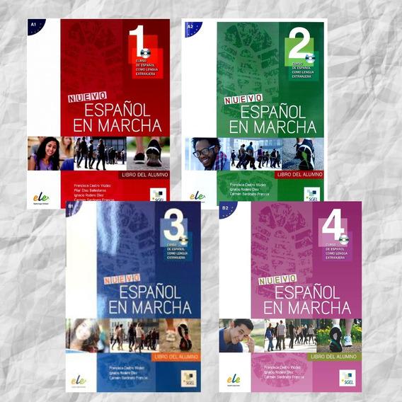 Nuevo Español En Marcha (pdf+midias)