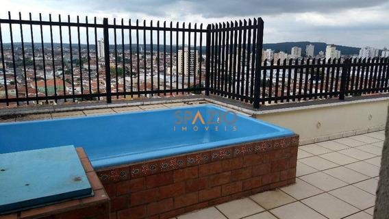 Apartamento Duplex Residencial Para Locação, Centro, Rio Claro. - Ad0001