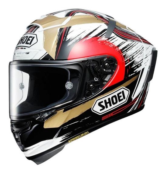 Casco Moto Shoei X-spirit 3 Marquez Motegi 2 Tc1