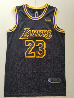 Lebron James #23 Los Angeles Lakers New Temp 19 - A Pedido