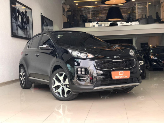 Kia Sportage Ex 2.0 Top De Linha Teto Panorâmico Na Garantia