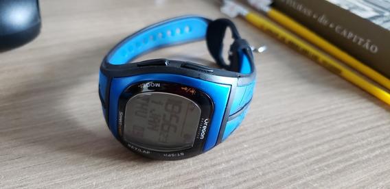Relógio Monitor Cardíaco Oregon Scientific Sh201 - Azul
