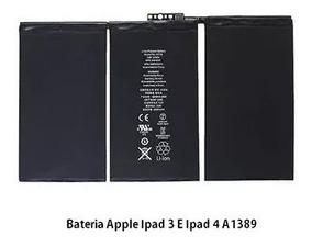 Bateria Para iPad 3 iPad 4 11560 Mah Pronta Entrega