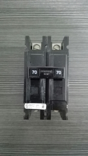Breaker 2x70 Superficial Marca Eaton