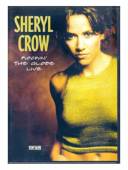 Sheryl Crow Rockin The Clobe Live Dvd Original Novo Lacrado