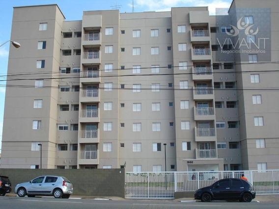 Apartamento Com 3 Dormitórios À Venda, 64 M² Por R$ 320.000 - Parque Suzano - Suzano/sp - Ap0262