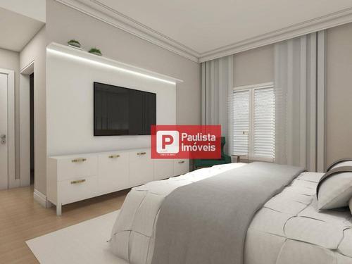 Apartamento Com 3 Dormitórios À Venda, 286 M² - Jardim América - São Paulo/sp - Ap26135