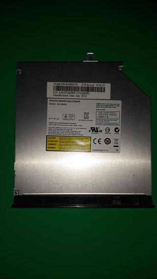 Drive Gravadora Slim Da-8a8sh Para Notebook Asus X451ma