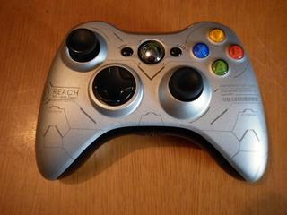 Control Inalambrico Original Halo Reach Para X-box 360