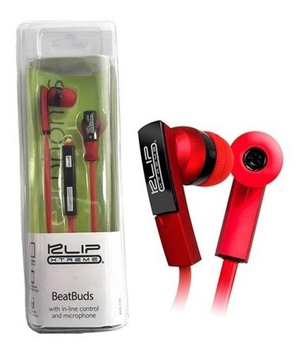 Auriculares Manos Libres Klip Xtreme Beatbuds iPhone Celular