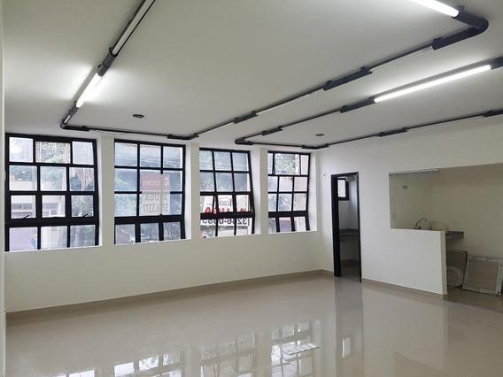Sala Na Av. Barão De Itapura Para Alugar, 60 M² Por R$ 1.000/mês - Vila Lídia - Campinas/sp - Sa0062