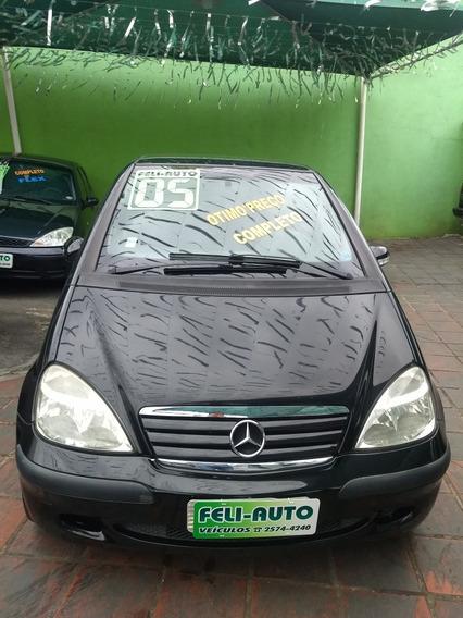 Mercedes-benz Classe A 2005 1.6 Classic 5p
