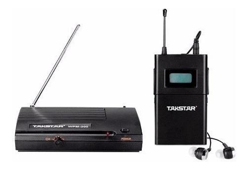 Takstar Wpm200 - Sistema Monitoreo Inalámbrico Bandas In Ear