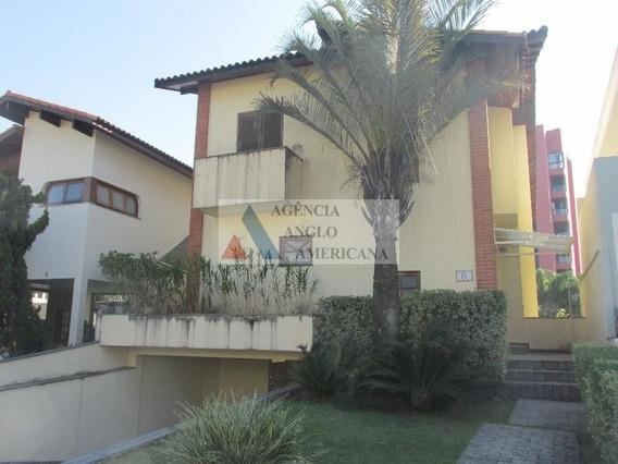 Casa Residencial Para Locação, Morumbi, São Paulo - Ca2212. - Aa10734