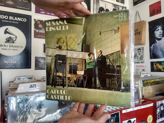 Disco Vinilo Susana Rinaldi Cátulo Castillo 1973 Vg+ (7)