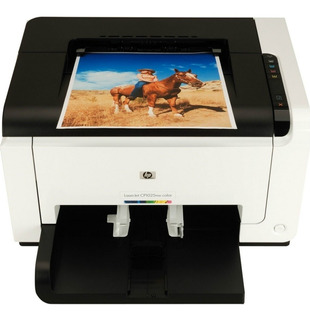 Impresora Laser Color Hp Cp1025 Nw Wifi