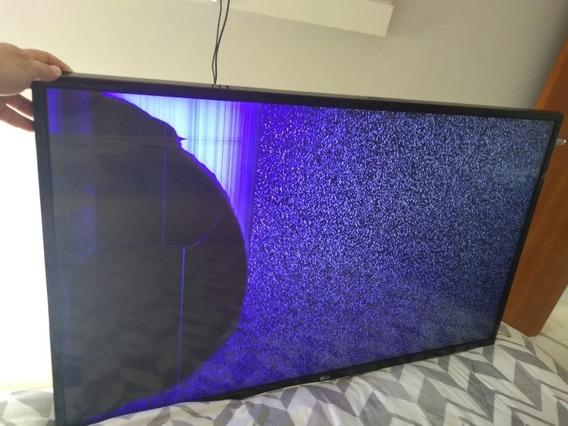 Tv Smart LG 43 Tela Quebrada